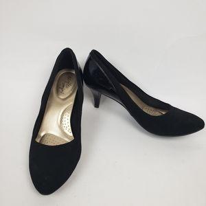 Dexflex Comfort 6W Black Heels